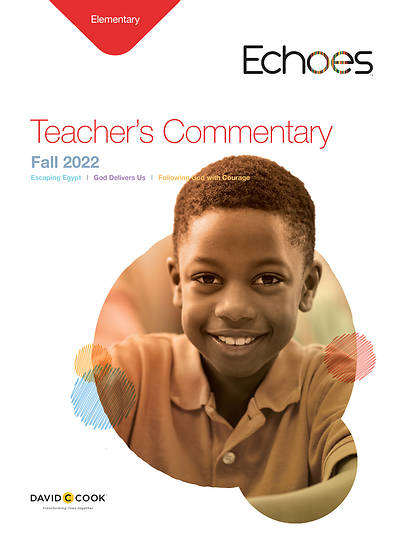 Echoes Elementary Teachers Commentary Fall