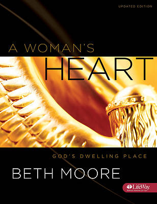 Picture of A Woman's Heart Bible Study Book Updated Version