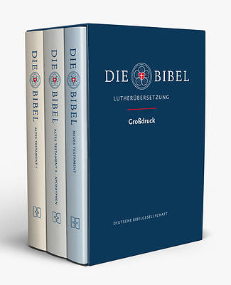 Picture of The Large Print Luther Bible