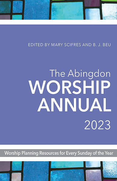Picture of The Abingdon Worship Annual 2023