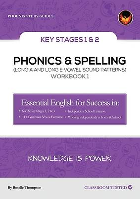 Picture of Phonics & Spelling Workbook 1