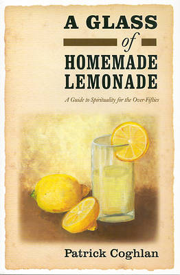 Picture of A Glass of Homemade Lemonade