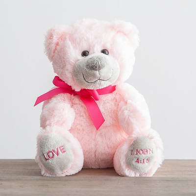 Picture of Plush Bear - Love For Your Heart