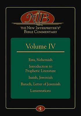 Picture of The New Interpreter's® Bible Commentary Volume IV