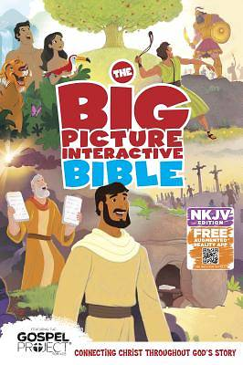 Picture of The NKJV Big Picture Interactive Bible, Hardcover