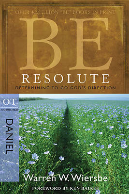 Picture of Be Resolute (Daniel)