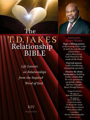 The T.D. Jakes Relationship Bible - Deluxe Edition