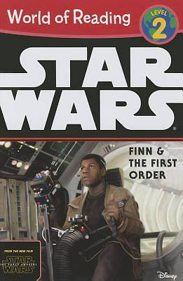 World of Reading Star Wars Finn & the First Order
