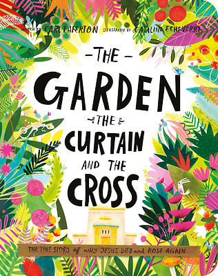 Picture of The Garden, the Curtain, and the Cross Board Book