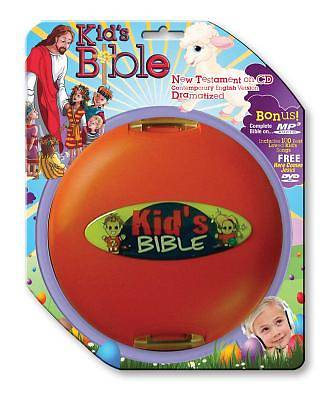 Kids New Testament-CEV [With Here Comes Jesus and Kids Bible]