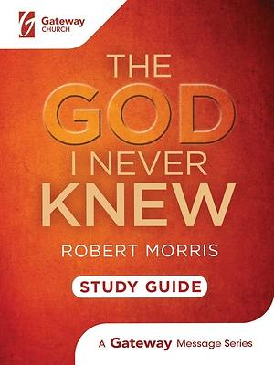 Picture of The God I Never Knew Study Guide