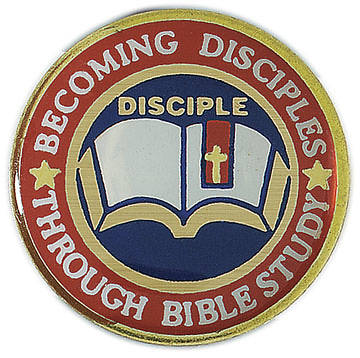 Disciple I Lapel Pin