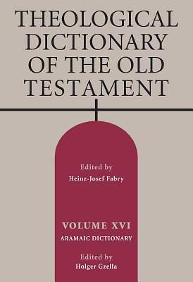 Picture of Theological Dictionary of the Old Testament, Volume XVI