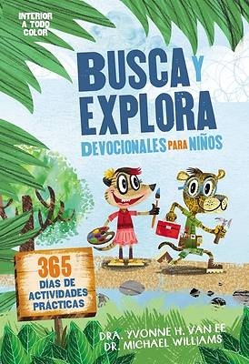 Picture of Busca Y Explora - Devocionales Para Nios