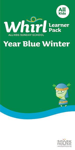 Picture of Whirl All Kids Leaflet Year Blue Winter