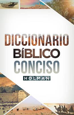 Picture of Diccionario Bíblico Conciso Holman