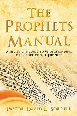 Picture of The Prophets Manual