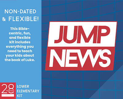 Picture of 28nineteen Jump News Lower Elementary Kit