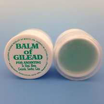 Balm Of Gilead Anointing Balm