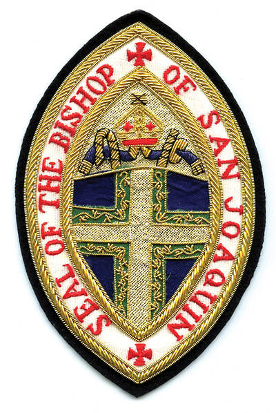 SEAL-DIOCESE OF SAN JOAQUIN