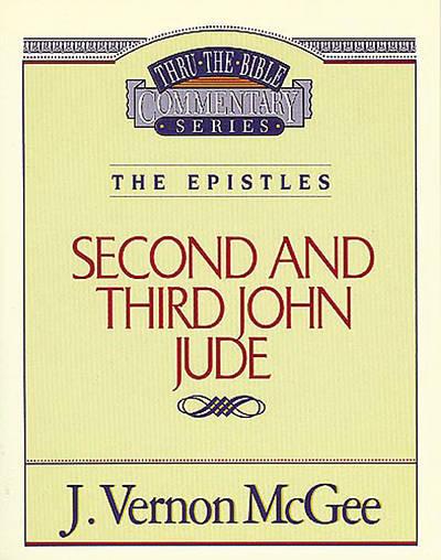 Picture of II & III John/Jude