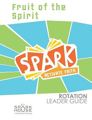 Picture of Spark Rotation Fruit of the Spirit Leader Guide
