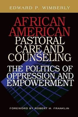 African American Pastoral Care and Counseling