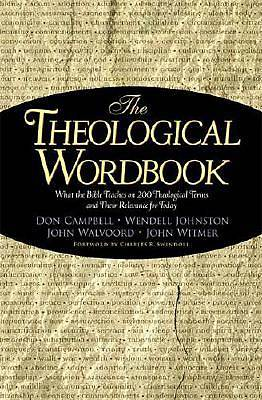 Picture of Theological Wordbook