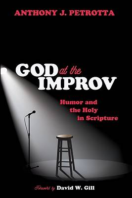Picture of God at the Improv