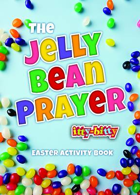 Picture of Jelly Bean Prayer Ittybitty Activity Book (Pk of 6)