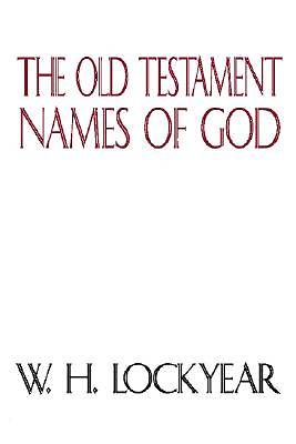 Picture of The Old Testament Names of God