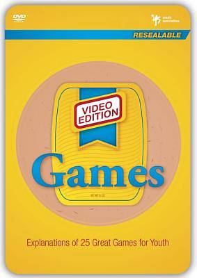 Picture of Games DVD