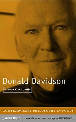 Donald Davidson [Adobe Ebook]