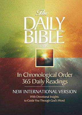 Daily Bible-NIV-Compact