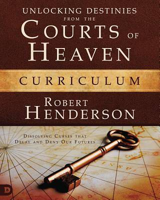 Picture of Unlocking Destinies from the Courts of Heaven Curriculum