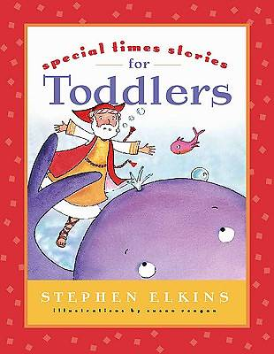 Special Times Stories for Toddlers with CD