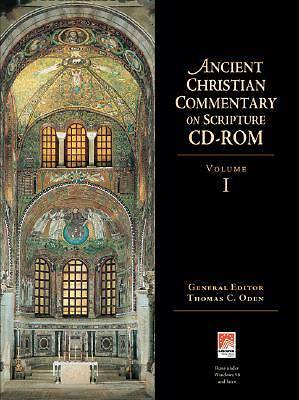 Ancient Christian Commentary on Scripture CD-ROM, Volume 1