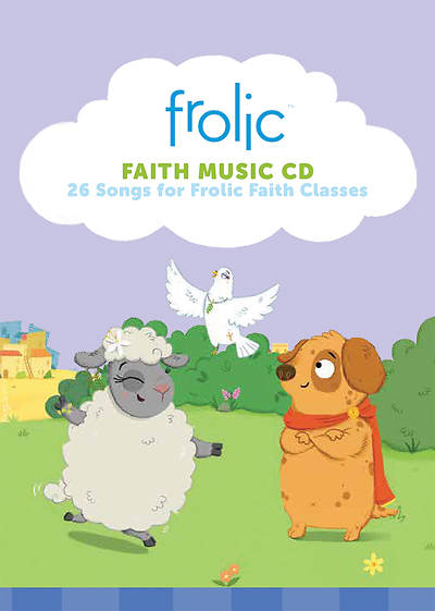 Frolic Faith Music CD