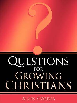 Picture of Questions for Growing Christians