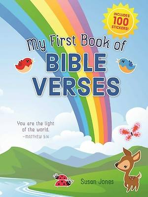 Picture of My First Book of Bible Verses