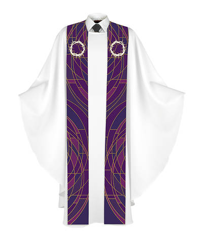 Picture of Luminescence Lent Stole