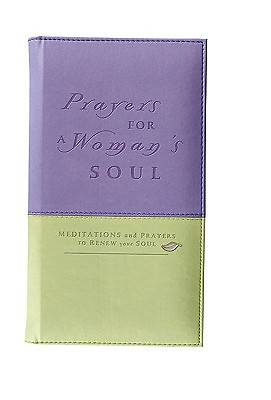 Prayers for a Womans Soul Deluxe
