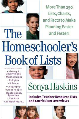 Picture of The Homeschooler's Book of Lists