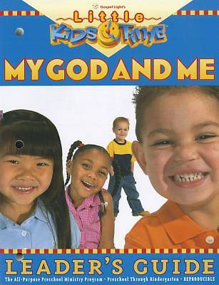 Little Kids Time My God and Me Leaders Guide