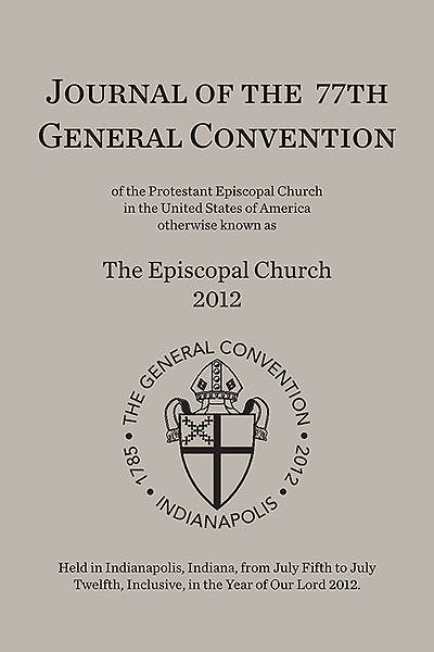 Journal of the 77th General Convention