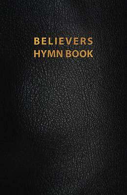 Picture of Believers Hymn Book REV Ed Blk Lth
