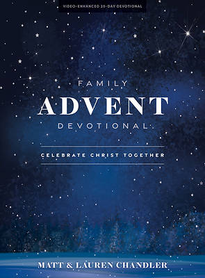 Picture of Family Advent Devotional - Bible Study Book