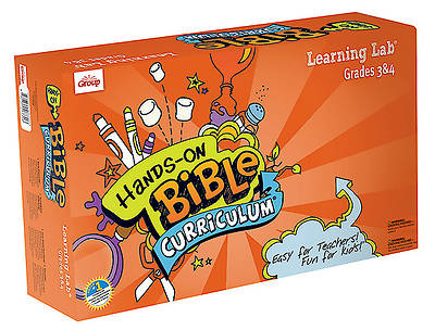 Picture of Hands-On Bible Curriculum Grades 3 & 4 Learning Lab Fall 2015