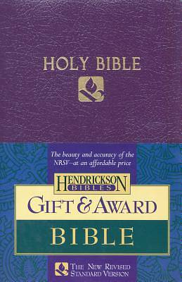 Gift & Award New Revised Standard Version Bible