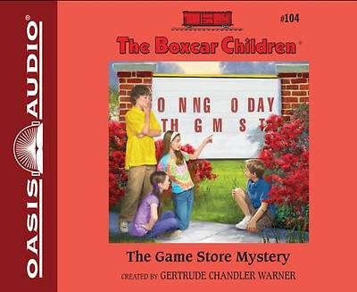 The Game Store Mystery (Library Edition)